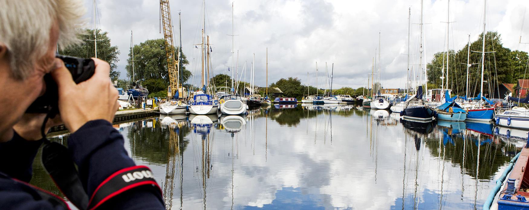 Chelmer and Blackwater Navigation - Heybridge