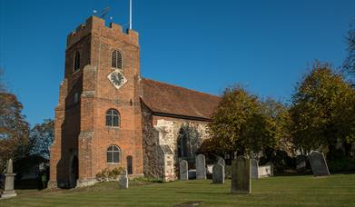 Bradwell St Thomas Church