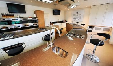 Braxted Park Cookery School