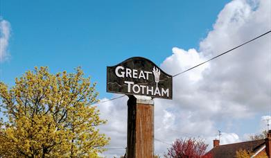 Great Totham village sign