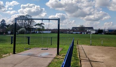 King George V Playing Field & Playsite, Heybridge (The Planny)