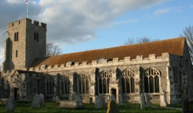 St Mary's Church Burnham-on-Crouch
