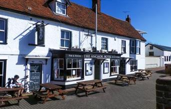 The Anchor Public House, Burnham-on-Crouch