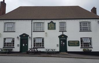 The Green Man Public House, Bradwell on Sea