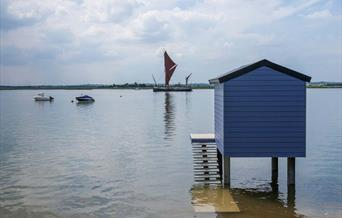 Osea Leisure Park - Beach Huts