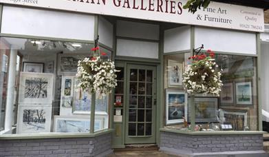 templeman galleries, burnham on crouch