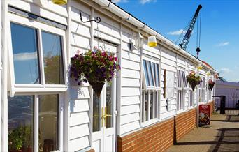 The Lock Tea rooms, heybridge basin