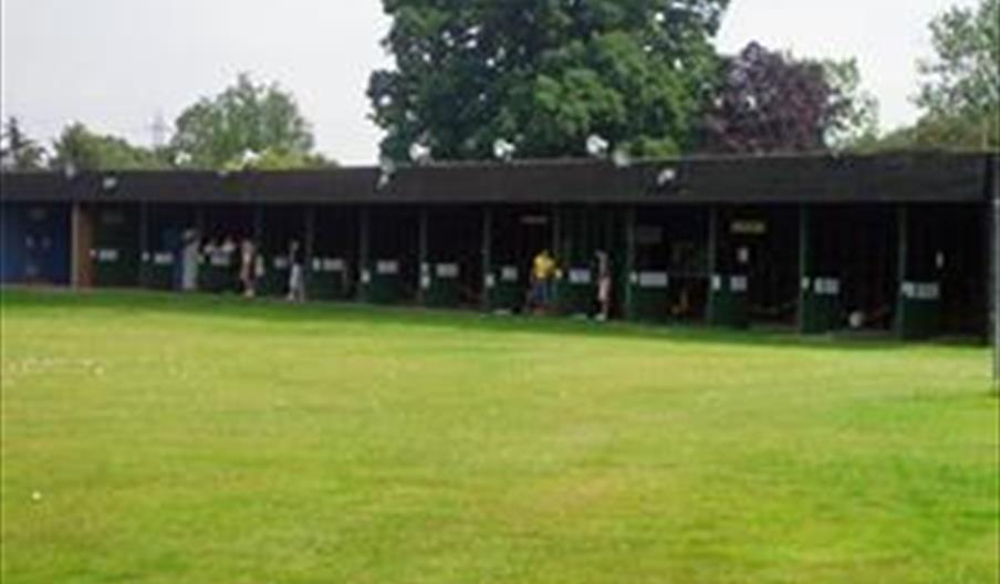 woodham mortimer golf range